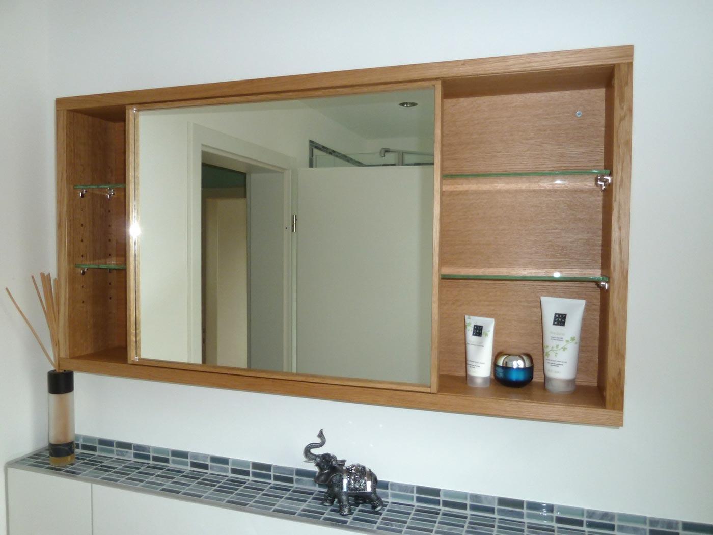 spiegelschrank bearbeitet neue schreinerei. Black Bedroom Furniture Sets. Home Design Ideas