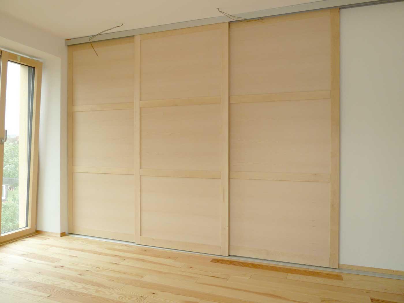 birke multiplex schlafzimmerschrank neue schreinerei. Black Bedroom Furniture Sets. Home Design Ideas
